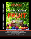 Drożdże Turbo Yeast Fruit